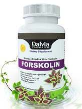 Dalvia Wellness Labs Forskolin Review