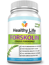 Healthy Life Brand Forskolin Review