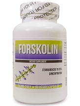 Infiniti Creations Forskolin 60ct Review