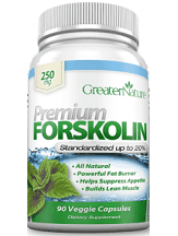 Greater Nature Premium Forskolin Review