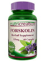 Nutri Creation Forskolin Herbal Supplement Review